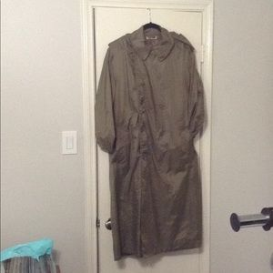 US Marines Taupe No. 179 Raincoat 5-26-1958 REG-40